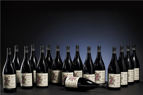 A feast for passionates of Barolo. Superb wines from Giuseppe Rinaldi in several bottle sizes